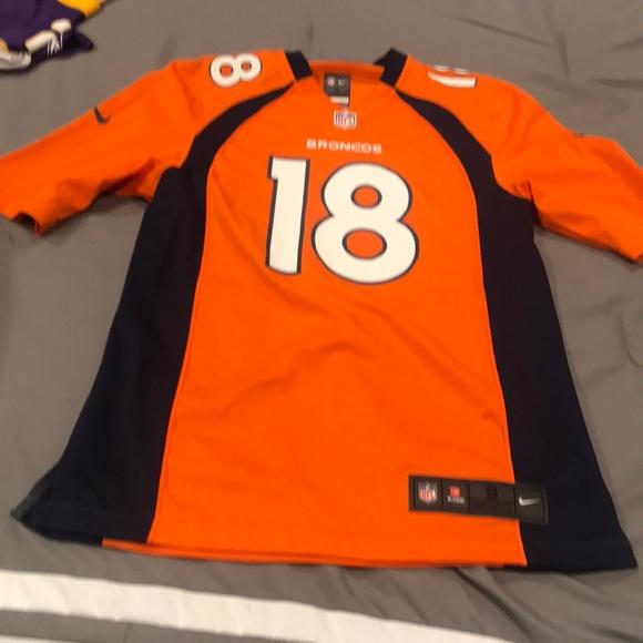 save off b04fe 1e59e Peyton Manning Broncos Jersey